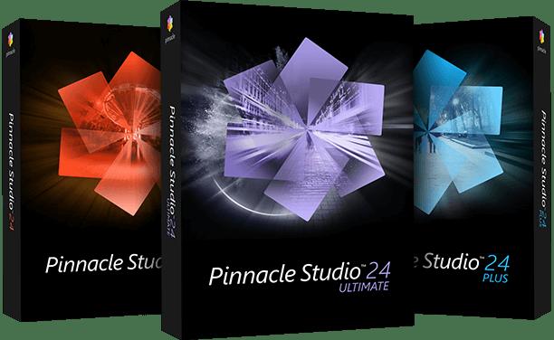 The new Pinnacle Studio 24
